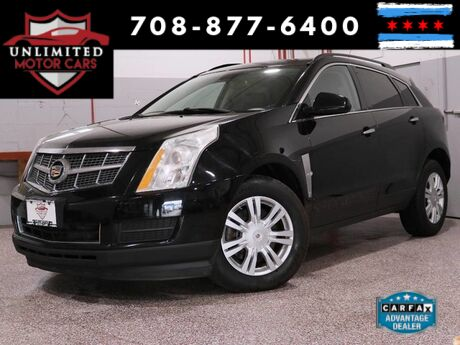 2011 Cadillac SRX Bose Audio Tinted Windows Bridgeview IL