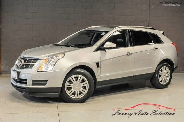 2011_Cadillac_SRX Luxury AWD_4dr SUV_ Chicago IL