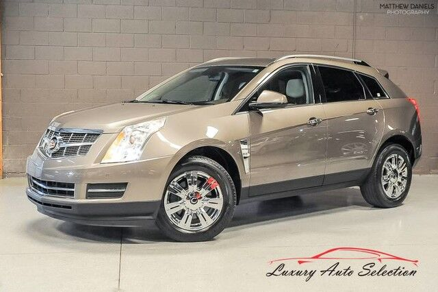2011_Cadillac_SRX Luxury Collection_4dr SUV_ Chicago IL