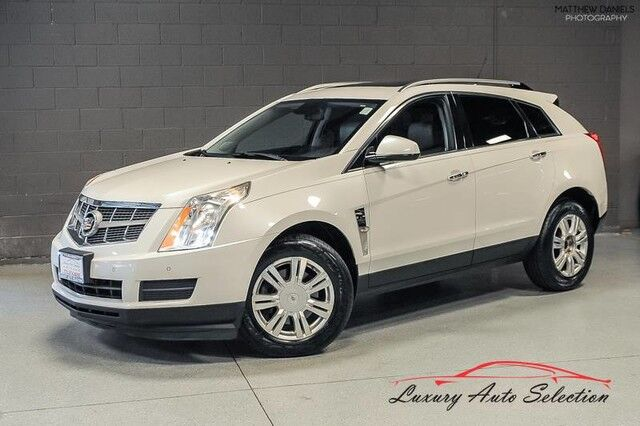 2011 Cadillac SRX Luxury Collection AWD 4dr SUV