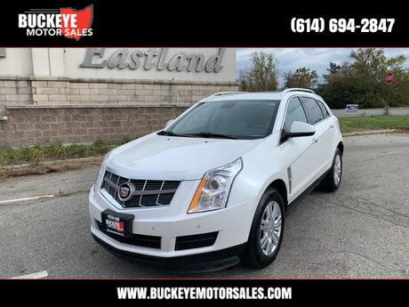 2011 Cadillac SRX Luxury Collection Columbus OH