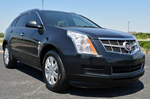 2011_Cadillac_SRX_Luxury Collection_ Fort Worth TX