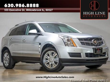 2011_Cadillac_SRX_Luxury Collection_ Willowbrook IL
