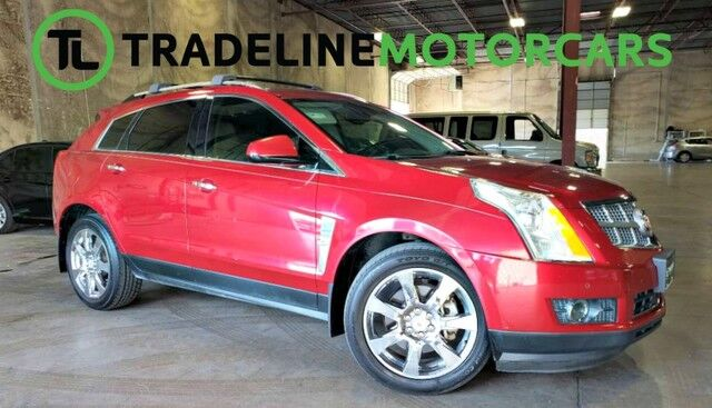 2011 Cadillac SRX Premium Collection NAVIGATION, REAR VIEW CAMERA, LEATHER,  AND MU