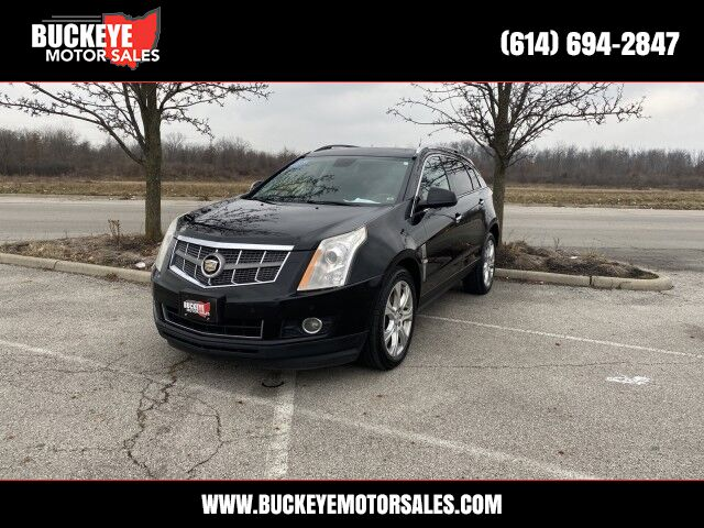 2011 Cadillac SRX Turbo Premium Collection Columbus OH