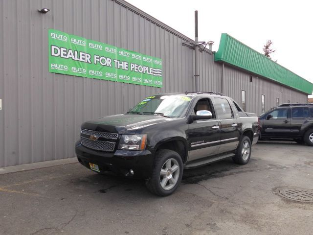 2011 Chevrolet Avalanche LTZ 4WD Spokane Valley WA