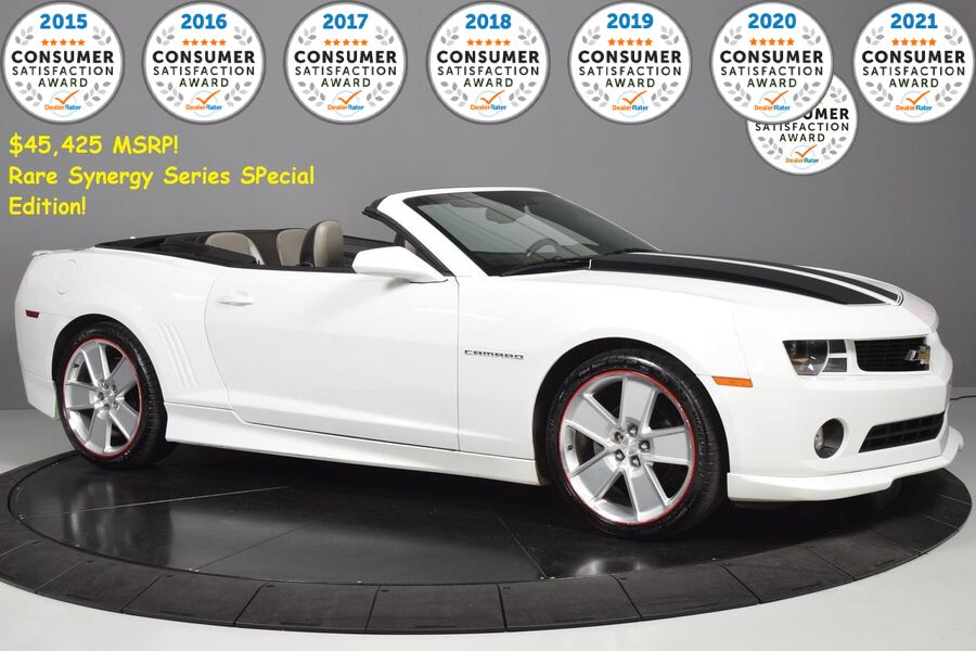 2011_Chevrolet_Camaro_2LT_ Glendale Heights IL