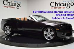 Chevrolet Camaro 2SS 1 Of 100 Neiman Marcus Like New collectors quality 2011