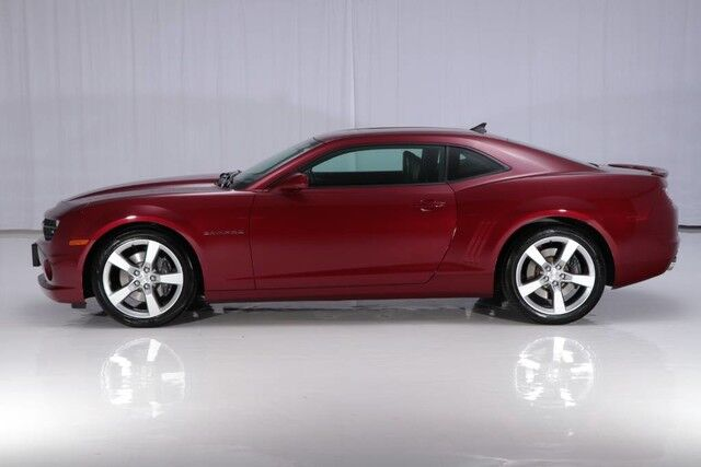 2011 Chevrolet Camaro 2SS SUPERCHARGED 6MT West Chester PA