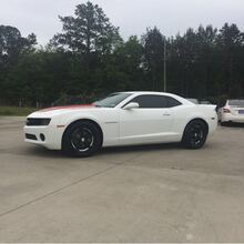 2011_Chevrolet_Camaro_LS Coupe_ Hattiesburg MS