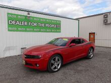 2011_Chevrolet_Camaro_LT1 Coupe_ Spokane Valley WA