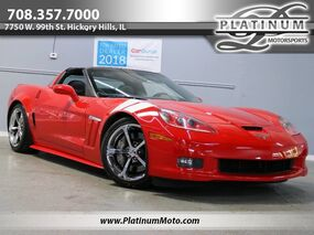 Chevrolet Corvette Z16 Grand Sport w/4LT Glass Targa Nav Auto Chrome Rims Loaded 2011