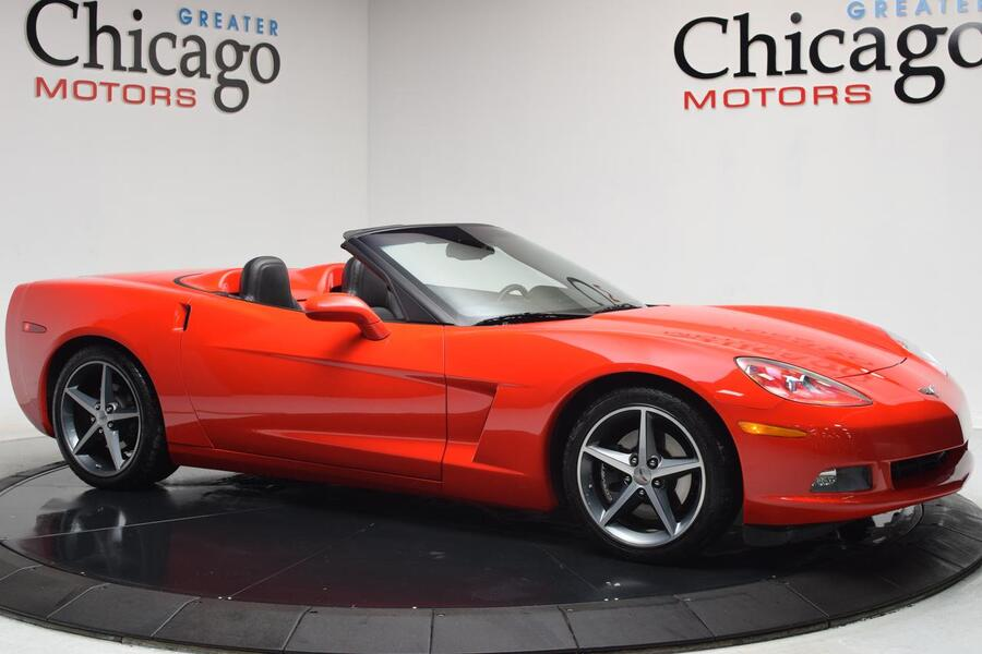 2011_Chevrolet_Corvette_w/3LT_ Chicago IL