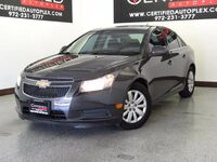 Chevrolet Cruze 1 LT CRUISE CONTROL POWER LOCKS POWER WINDOWS POWER MIRRORS 2011