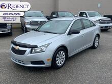 2011_Chevrolet_Cruze_LS  - Power Locks - Power Windows_ Quesnel BC
