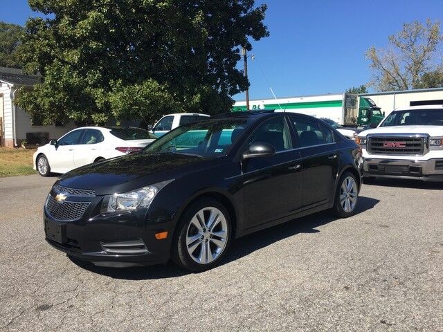 2011 Chevrolet Cruze LTZ Richmond VA