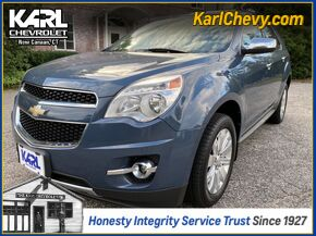 2011_Chevrolet_Equinox_LT w/2LT_ New Canaan CT