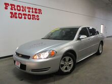 2011_Chevrolet_Impala_LS_ Middletown OH