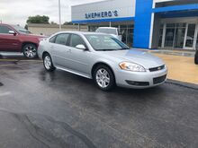 2011_Chevrolet_Impala_LT Fleet_ Rochester IN