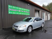 2011_Chevrolet_Impala_LT_ Spokane Valley WA