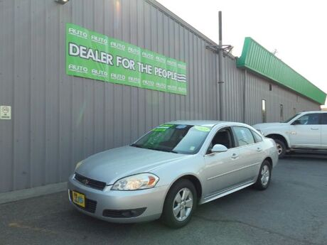 2011 Chevrolet Impala LT Spokane Valley WA