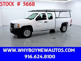 Chevrolet Silverado 1500 ~ Extended Cab ~ Only 13K Miles! 2011