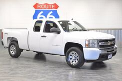 2011_Chevrolet_Silverado 1500_1 OWNER!! EXTENDED CAB! 4WD! (4 DOOR) LOADED! 5.3L V8! DRIVES LIKE NEW~_ Norman OK