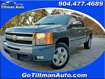 2011_Chevrolet_Silverado 1500_LT_ Jacksonville FL