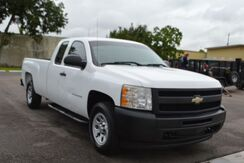 2011_Chevrolet_Silverado 1500_Work Truck Ext. Cab 2WD_ Houston TX