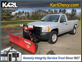 2011_Chevrolet_Silverado 1500_Work Truck_ New Canaan CT
