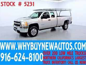 Chevrolet Silverado 2500HD ~ 4x4 ~ LT ~ Extended Cab ~ Only 58K Miles! 2011