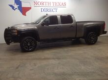 2011_Chevrolet_Silverado 2500HD_FREE DELIVERY Z-71 4X4 Diesel Leather Ranch Hand Crew Short Bed_ Mansfield TX