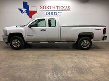 2011_Chevrolet_Silverado 2500HD_LS 4X4 6.0L V8 Long Bed 1 Owner Rhino Liner Towing_ Mansfield TX
