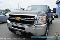 2011_Chevrolet_Silverado 2500HD_LT / 4X4 / 6.6L DURAMAX Diesel / Crew Cab / Power Driver's Seat / Seats 6 / Brand New Tires / Bed Liner / Tow Pkg_ Anchorage AK