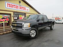 2011_Chevrolet_Silverado 2500HD_LT Crew Cab Long Box 4WD_ Middletown OH