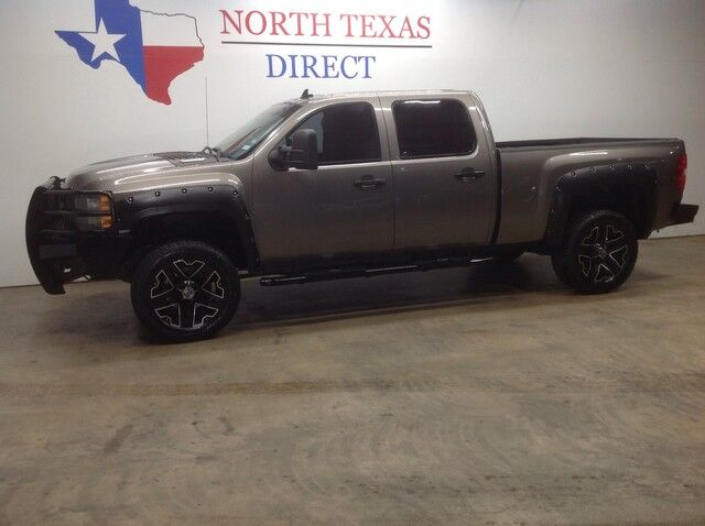 2011 Chevrolet Silverado 2500HD LT Z-71 4X4 Diesel Leather Ranch Hand Crew Short Bed Mansfield TX