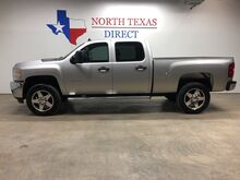 2011_Chevrolet_Silverado 2500HD_LT2 4x4 Duramax Diesel Allison Crew Cab Short Bed Leather_ Mansfield TX
