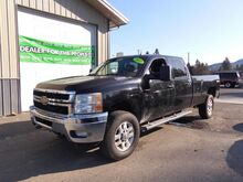 2011_Chevrolet_Silverado 2500HD_LTZ Crew Cab Long Box 4WD_ Spokane Valley WA