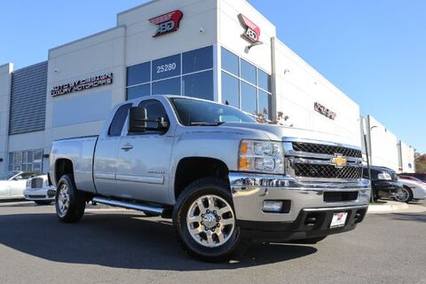 2011_Chevrolet_Silverado 2500HD_LTZ Ext. Cab 4WD_ Chantilly VA
