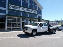 2011_Chevrolet_Silverado 3500HD_Work Truck Crew Cab Long Box 4WD_ Monroe NC