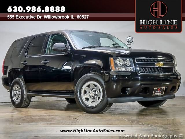 2011 Chevrolet Tahoe Commercial Willowbrook IL