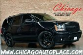 2011 Chevrolet Tahoe LTZ - 5.3L VORTEC V8 FLEX-FUEL ENGINE NAVIGATION BACKUP CAMERA 4 WHEEL DRIVE BLACK LEATHER HEATED SEATS 3RD ROW