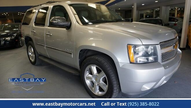 2011_Chevrolet_Tahoe_LTZ **4wd **Nav/Back up_ San Ramon CA