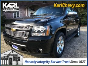 2011_Chevrolet_Tahoe_LTZ_ New Canaan CT