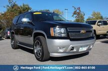 2011 Chevrolet Tahoe LTZ South Burlington VT