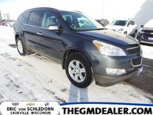 2011_Chevrolet_Traverse_1LT AWD w/HtdCloth_ Milwaukee WI