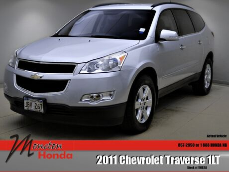 2011 Chevrolet Traverse 1LT Moncton NB