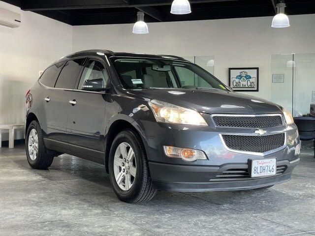 2011_Chevrolet_Traverse_LT w/2LT_ San Jose CA