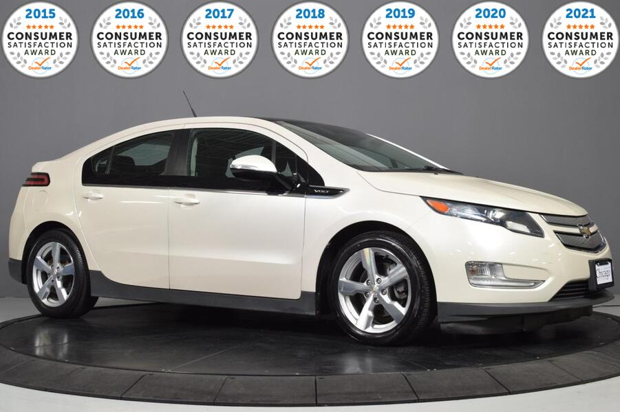 2011_Chevrolet_Volt__ Glendale Heights IL
