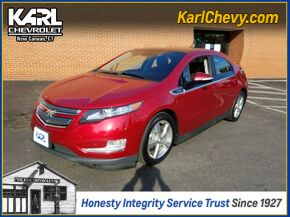 2011_Chevrolet_Volt_Premium_ New Canaan CT